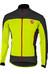 Castelli Mortirolo 4 Jacket Men yellow fluo/light black